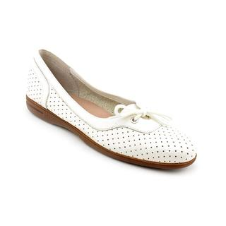 Easy Spirit Women's 'Marysea' Leather Casual Shoes - Wide (Size 11 )