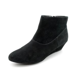 BC Footwear Women's 'Say Cheese' Regular Suede Boots (Size 6.5 )
