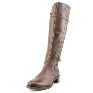 Etienne Aigner Women's 'Colton' Leather Boots (Size 6.5 )