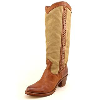 Frye Women's 'Jane Braid' Leather Boots (Size 5.5 )