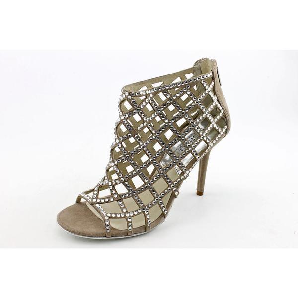 Michael Kors Women's 'Yvonne Bootie' Regular Suede Sandals