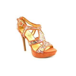 Jessica Simpson Women's 'Bruno' Regular Suede Dress Shoes