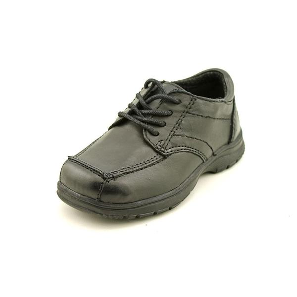 Kenneth Cole Reaction Kids Boy (Toddler) 'Blank Check 2' Leather Dress Shoes