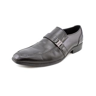 Kenneth Cole Reaction Men's 'Way Out West' Faux Leather Dress Shoes (Size 10.5 )