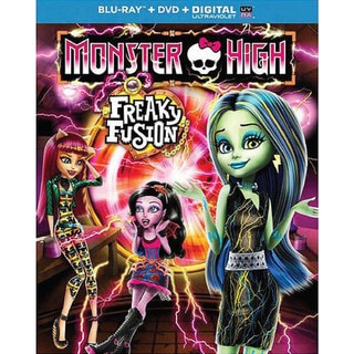 Monster High: Freaky Fusion (Blu-ray/DVD) 13340816