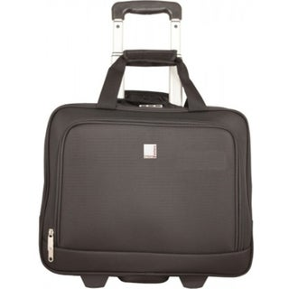 "Urban Factory Method Carrying Case (Trolley) for 15.6"" Notebook - Bla"