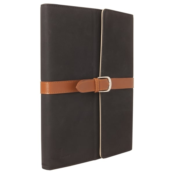"Urban Factory Executive Carrying Case (Folio) for 9.7"" iPad - Black"