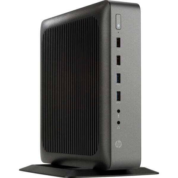 HP Thin Client - AMD G-Series GX-420CA Quad-core (4 Core) 2 GHz - Bla