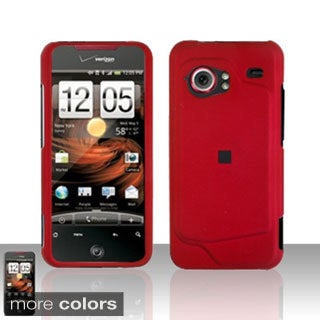 BasAcc Pattern Design Rubberized Hard Case Cover for HTC Droid Incredible 6300