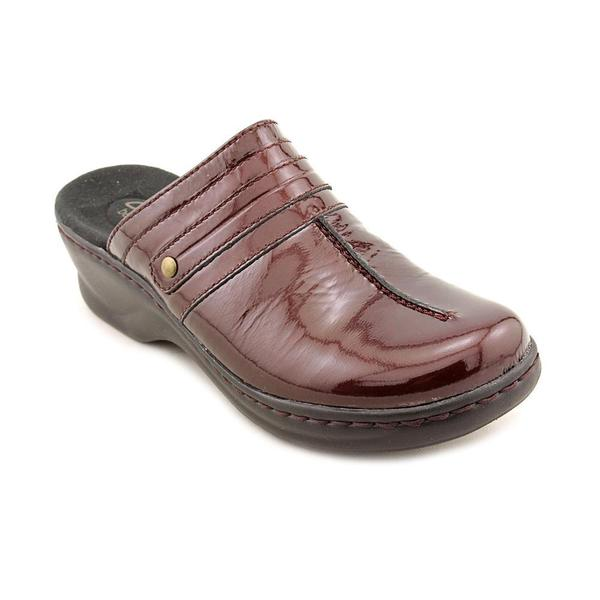 Clarks Women's 'Lexi Cedar' Patent Leather Casual Shoes