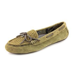 Etienne Aigner Women's 'Cimi' Regular Suede Casual Shoes
