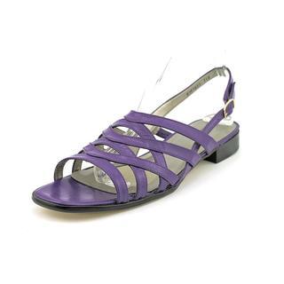 Ros Hommerson Women's 'Calypso' Basic Textile Sandals - Narrow (Size 11 )