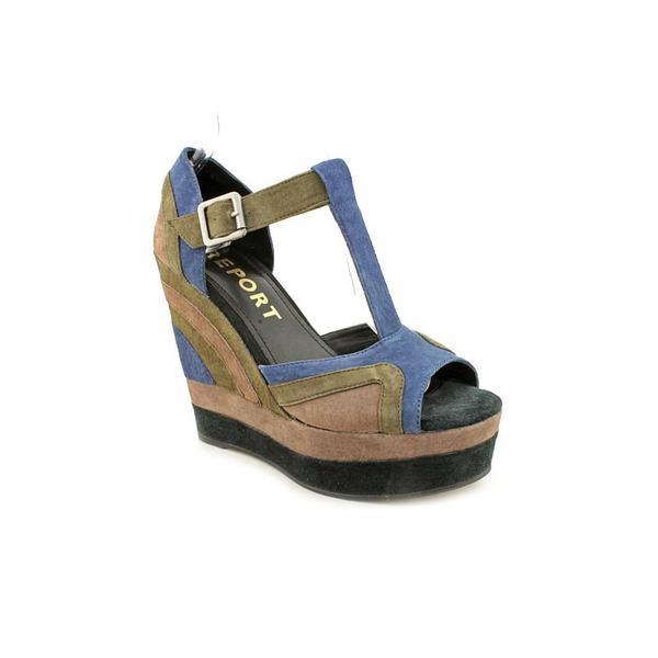 Report Women's 'Zani' Regular Suede Dress Shoes (Size 10 )