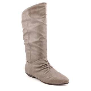 CL By Laundry Women's 'Sensational 2' Faux Leather Boots (Size 6 )