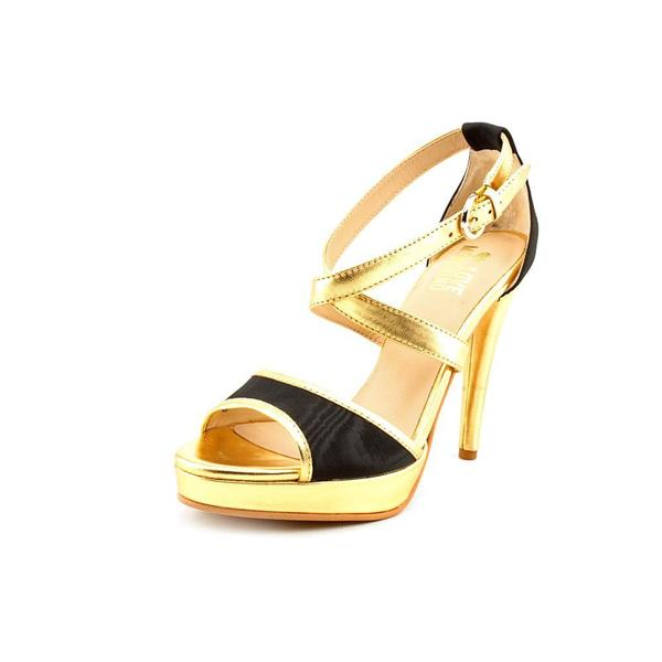 Love Moschino Women's 'JA1603BC0XJE100A' Leather Sandals
