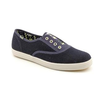 Keds Women's 'Champion Laceless Fair Isle' Wool Casual Shoes