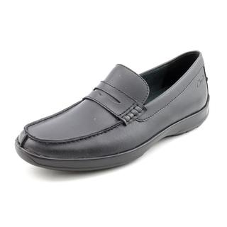 Clarks Men's 'Lamper' Leather Casual Shoes (Size 7 )