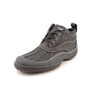 Clarks Men's 'Cobblestone' Leather Athletic Shoe (Size 8 )
