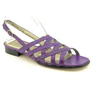 Ros Hommerson Women's 'Calypso' Leather Sandals