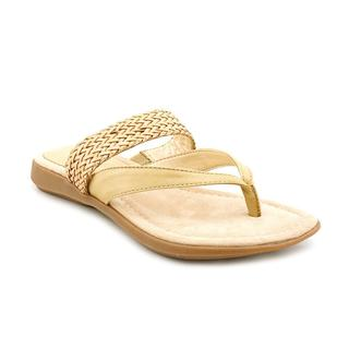 Marc Fisher Women's 'Ade' Leather Sandals (Size 7.5 )