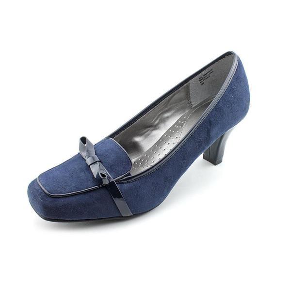 Karen Scott Women's 'Perrie' Faux Suede Dress Shoes