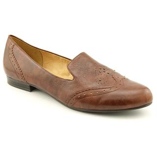 Naturalizer Women's 'Lerato Loafer' Leather Casual Shoes (Size 10 )