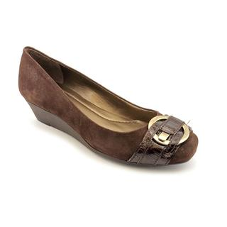 Bandolino Women's 'Upland' Regular Suede Dress Shoes (Size 10 )