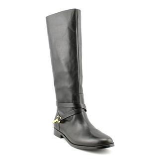 Lauren Ralph Lauren Women's 'Jenny' Leather Boots (Size 6.5 )