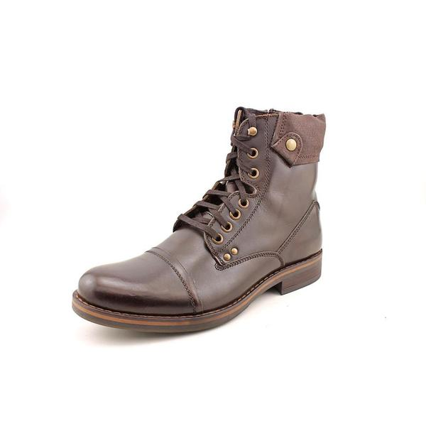 Clarks Men's 'Mettro Tall' Leather Boots