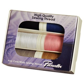 Brother SAEP706 Pacesetter 100-percent Polyester Embroidery Thread Pack (Pack of 6)