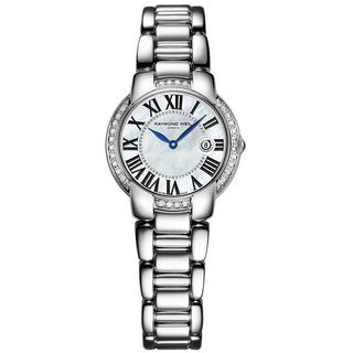 Raymond Weil Women's 5229-STS-00970 Jasmine Diamond Watch