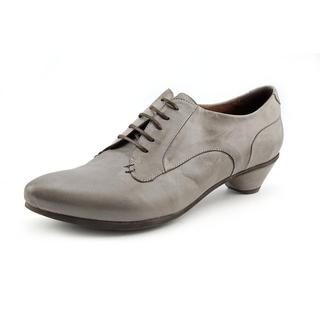 Chocolate Negro Women's '50702' Leather Dress Shoes