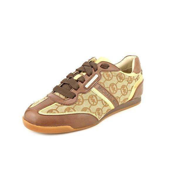 Michael Kors Women's 'Trainer' Basic Textile Athletic Shoe (Size 6.5 )
