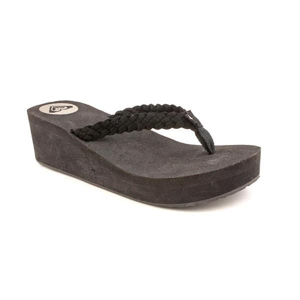 Roxy Women's 'Rip Current High' Synthetic Sandals (Size 10 )