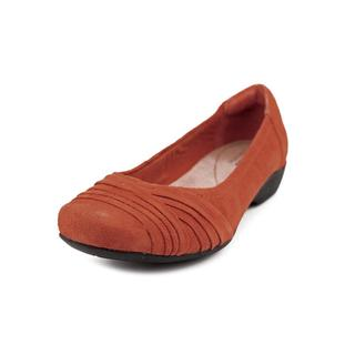 Clarks Women's 'Propose Pixie' Regular Suede Casual Shoes (Size 6.5 )
