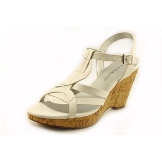 Bandolino Women's 'Nuru' Leather Sandals (Size 7.5 )