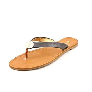 Report Women's 'Sammy' Faux Leather Sandals