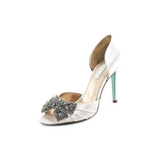 Betsey Johnson Women's 'Gown' Leather Sandals