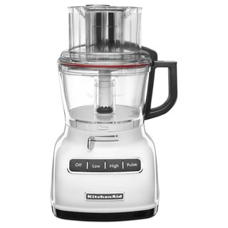 KitchenAid KFP0933ER Empire Red 9-cup Food Processor with ExactSliceSystem