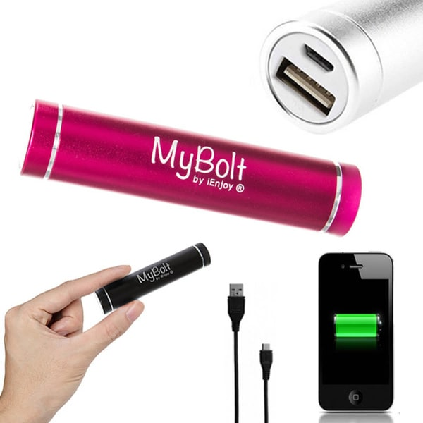 MyBolt Portable Flash Charger (Pack of 2)