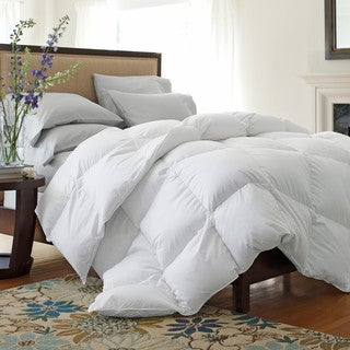 White Duck Down Duvet Comforter