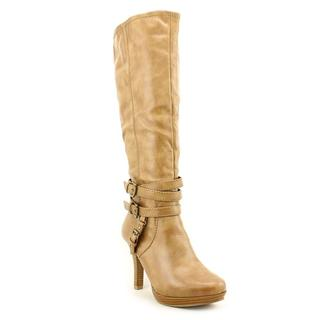 Rampage Women's 'Bradeon' Faux Leather Boots