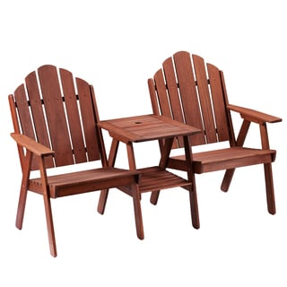 Upton Home Harper Two-Person Outdoor Bench