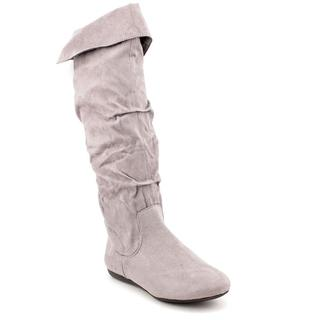 Rampage Women's 'Bridge' Fabric Boots