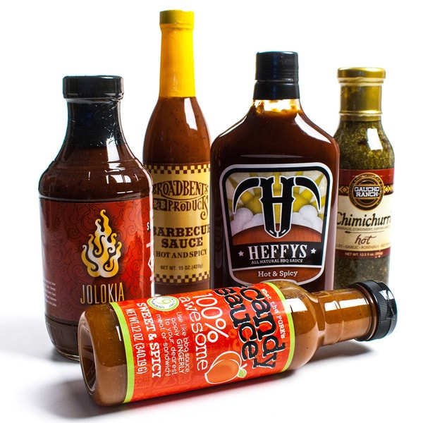 Spicy BBQ Collection