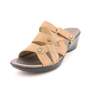 Clarks Women's 'Ella' Leather Sandals