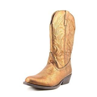 Rampage Women's 'Willie' Faux Leather Boots (Size 7.5 )