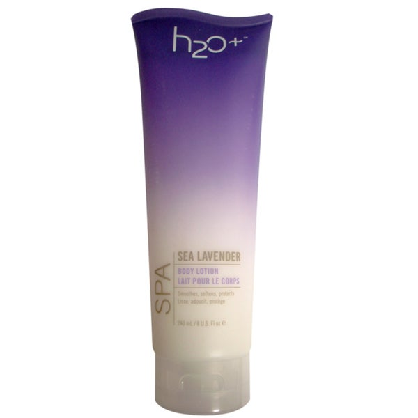 H2O+ Spa Sea Lavender 8-ounce Body Lotion