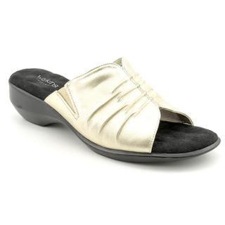 Walking Cradles Women's 'Lester' Leather Sandals - Narrow (Size 13 )