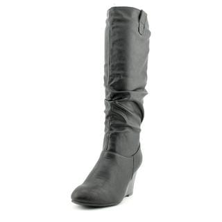 Rampage Women's 'Swift ' Man-Made Boots